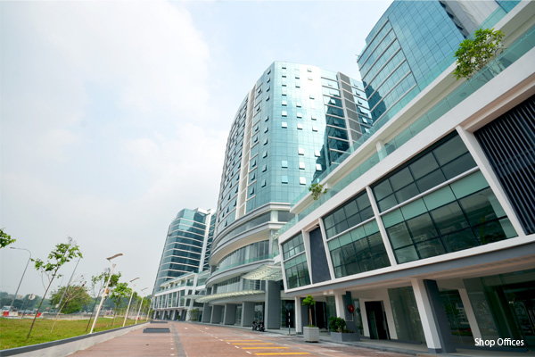UOA BUSINESS PARK (NEW)