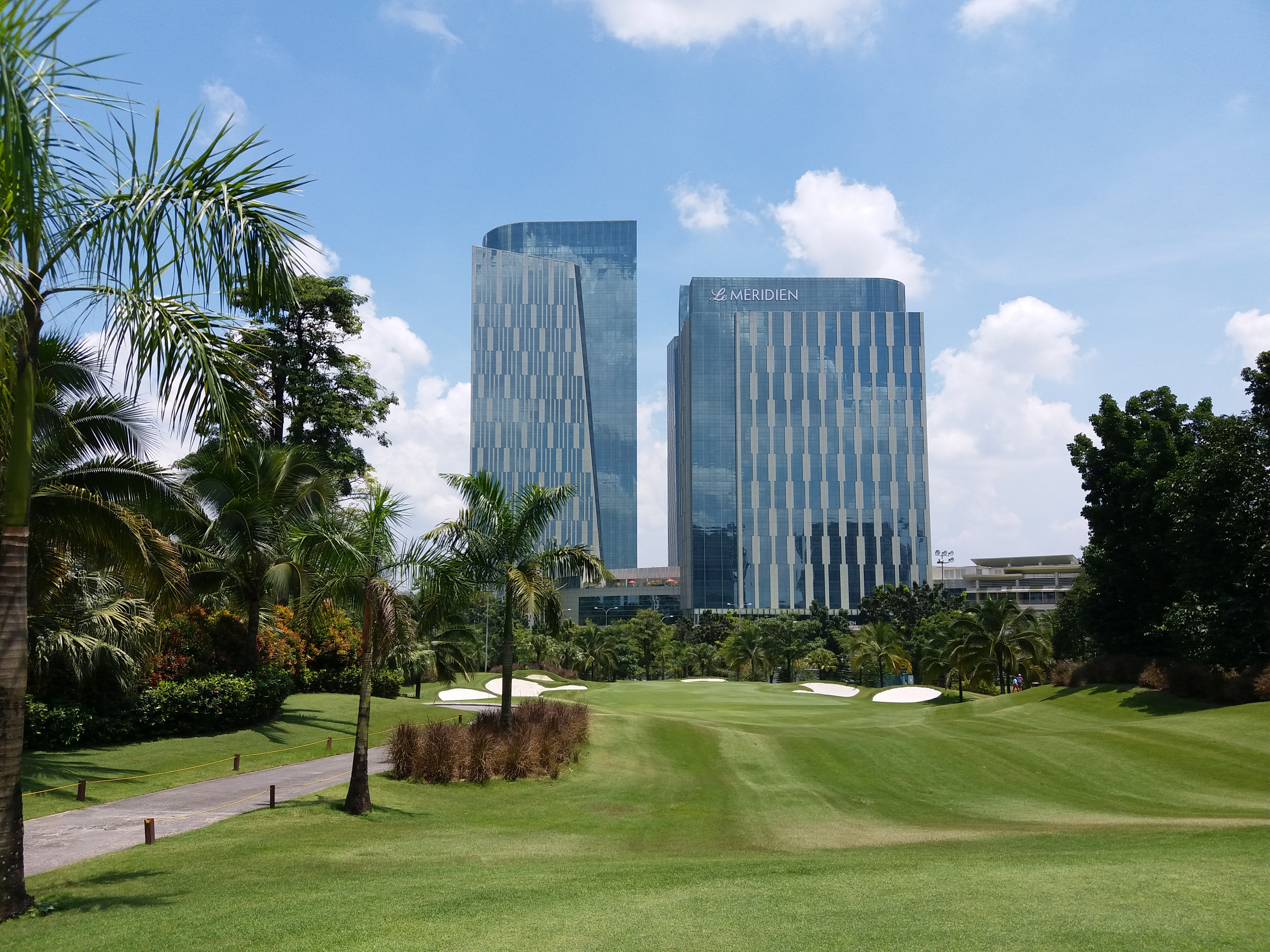 Ioi City Corporate Office Towers For Rent In Putrajaya