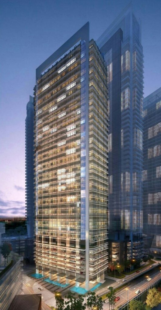Mercu 3 Corporate Office Towers For Rent At Kl Eco City