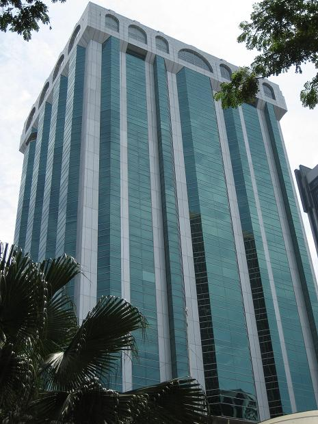 Wisma Genting Corporate Office Tower At Jalan Sultan Ismail Kl Cbd