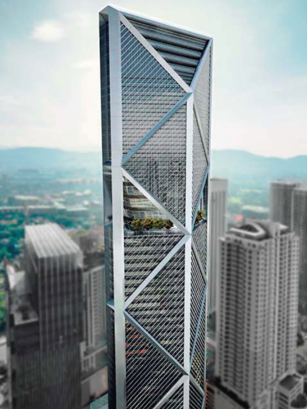 ILHAM BARU TOWER (NEW)