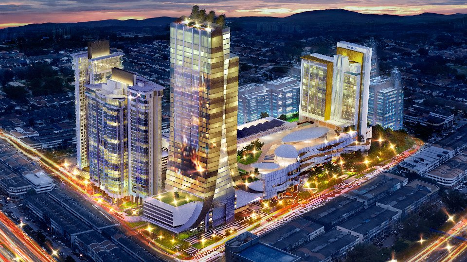 UPTOWN 8 (PRE-LEASE)