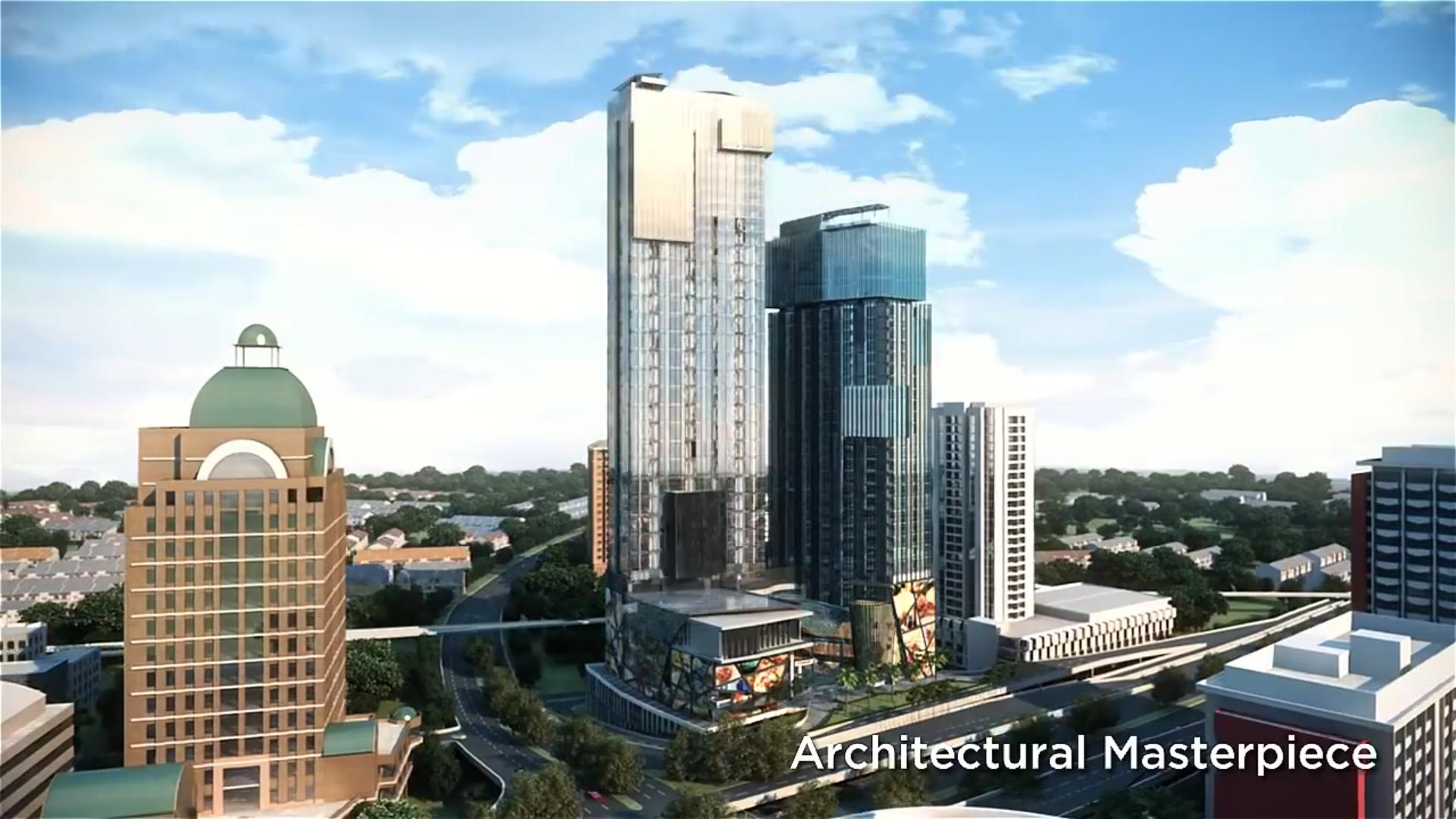 Pinnacle Pj Office Space To Let In Petaling Jaya