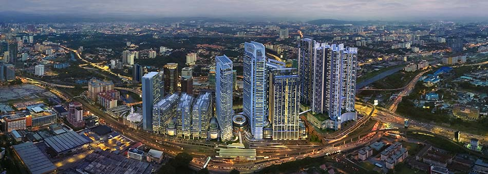 KL ECO CITY OFFICE TOWERS