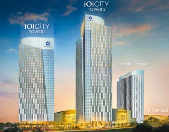 IOI CITY TOWERS (NEW)