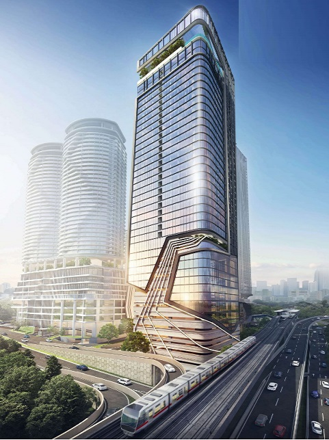 MENARA SUEZCAP TOWER